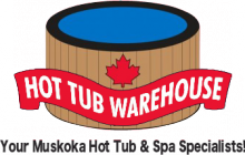 Hot tub logo